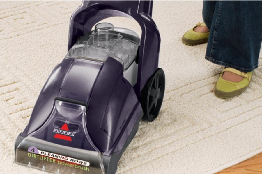 BISSELL 1622 PowerLifter PowerBrush Upright Deep Cleaner
