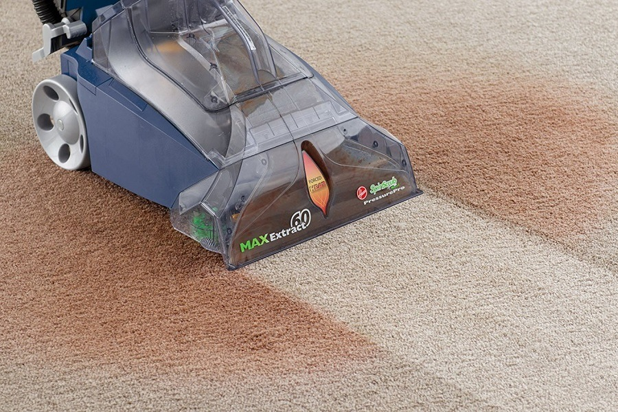 Hoover Max Extract FH50220 Pressure Carpet Cleaner Review